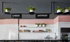 Hunter & Co Deli in Elsternwick, Melbourne by Mim Design   Yellowtrace