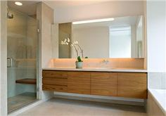Contemporary (Modern, Retro) Bathroom by Nandinee Phookan