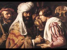 Top 100 Bijbelse uitdrukkingen, gezegden en woorden.   Pilatus wast zijn handen in onschuld - Jan Lievens, ca. 1624 (Lakenhal)
