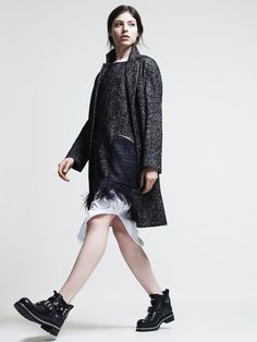 Lookbook Fall Winter Woman Collection 2014/15