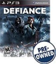 Defiance — PRE-Owned - PlayStation 3, PRE OWNED