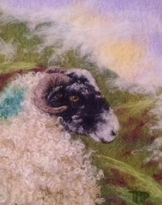 Gallery1 of felted landscapes