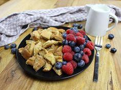 Kaiserschmarrn, Zimt, Frühstück, Foodporn, Beeren, Yummy, Breakfast, Frühstücksidee, Rezept