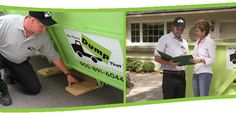 Why trust Bin There Dump That? Because we take great pride in helping you improve your home and life!