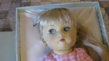"""Madame Alexander cloth """"Edith the Lonely Doll"""