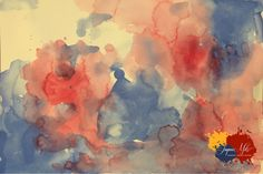 Abstract Water Color on paper.  www.jaymiemetz.com #JaymieMetzFineArt #ColorOfYourStory #FineArt #ArtCollectors #FineArtCollectors #AbstractArtCollectors #Abstract #Art #MemphisArtist #IndependentArtist #FineArtCartel #ColorField #AbstractArt #ColorRevolution #ContemporaryArt #ModernArt #ArtLovers #Flaming_Abstracts #Abstractogram #ArtGallery  #WaterColor #WaterColour #WaterColorPainting #Aquarelle #WaterColorArt #AbstractWaterColor