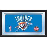 Found it at Wayfair - NBA Framed Graphic Art