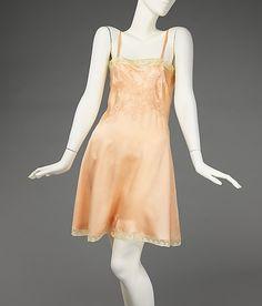 Teddy Date: ca. 1930 Culture: French Medium: silk