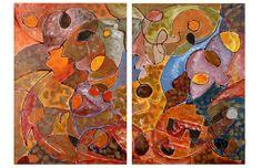 Image 1 Wall Hangings, Painting, Image, Art, Art Background, Painting Art, Paintings, Kunst, Drawings