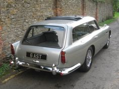 Aston Martin DB5 Shooting Break