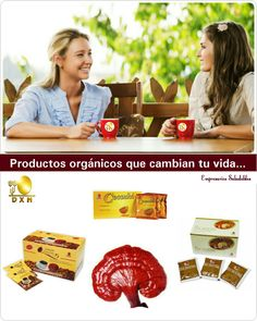 Productos beneficiosos