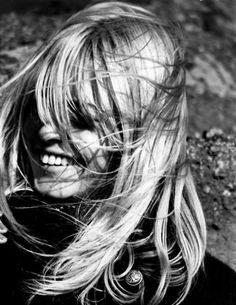 { Brigitte Bardot }
