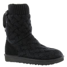 UGG Women's Isla Black Black * Find out more about the great product at the image link.