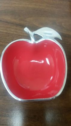 Lunares Apple Bowl Must Have Popsugar August 2013 Retail $45 *Never used but not in original packaging*