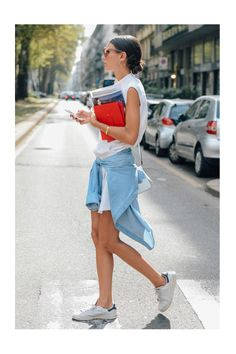 Looks con sneakers - Style Lovely