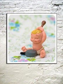לצלם צעצועים/פריטים - רעיון נפלא של קרן שביט