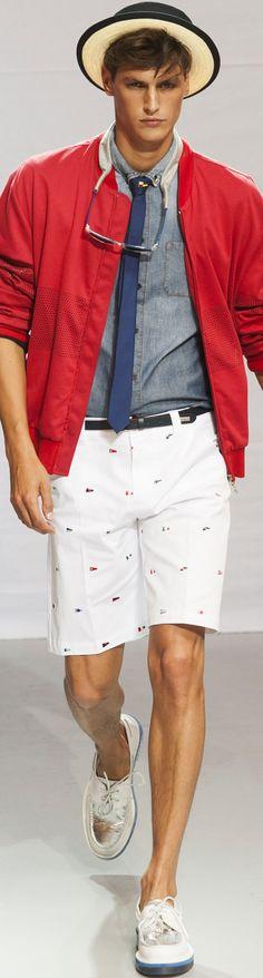 Frankie Morello Menswear Spring