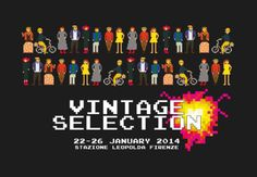#VintageSelection #2014 #Firenze #PlayVintageSelection From Glob-Arts