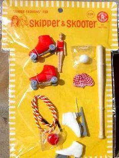 Skipper & Skooter - Just For Fun (Accessory Pak) #