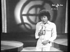 """RICCARDO COCCIANTE - """"BELLA SENZ'ANIMA"""".  E' un cantautore, compositore e musicista italiano; Il successo arriva nel 1974 con la canzone Bella senz'anima e dell'album da cui è tratta, Anima, arrangiato da Ennio Morricone e Franco Pisano."""