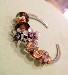 unique #trollbeads bangle inspiration http://www.thesecretgarden.uk.com/category.aspx?categoryid=90