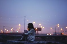 Lonesome, tonight by yyellowbird, via Flickr