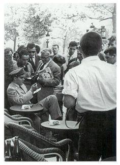 Elvis Presley in Paris