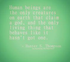 The Rum Diary #huntersthompson
