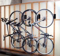 Bespoke indoor bike storage for smaller spaces | GrindTV.com