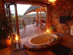 African Themed Bathroom Accessories | Creating An African Themed Bathroom