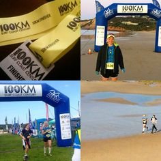 Done! Trail runners are the best people. Made the tough bits bearable.Thanks to all my family/support crew. You rock and no I'm never doing that again  #trailrunning #surfcoastcentury #ultra #50km #running #challenge #torquay #anglsea #boxticked by apbfitechuca http://ift.tt/1N3tJAU