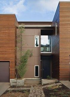 Like teak, Ipe wood doesn't need a preservative coating. Used on the exterior of the house it acts as a rain screen, backed with commercial ...