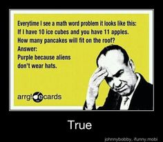 Haha I hate math -_-