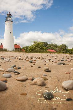 Fort Gratiot Lighthouse, Michigan