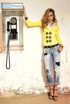 Sfilata DSquared2 New York - Pre-collezioni Primavera Estate 2013 - Vogue