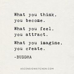 aka: how to manifest- the Buddha