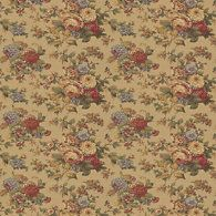 Brash Hollow Floral - Camel/Harvest - Florals - Fabric - Products - Ralph Lauren Home Ralph Lauren Fabric, Textiles, French Home Decor, Fabric Patterns, Floral Patterns, Floral Fabric, Red Gold, Fabric Design, Red And Blue