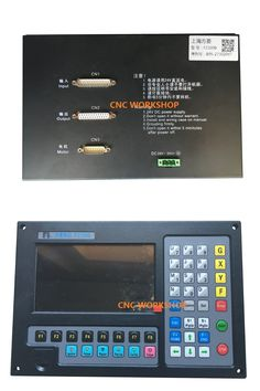 3 axis CNC controller flame plasma tube cutting plate cutting dual purpose intersecting line plasma cutter precision f2100b