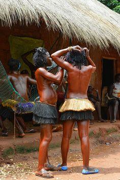 preparation for kundere   Guinea Bissau