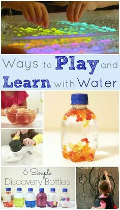 Learning with water