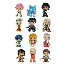 Best of Anime Mystery Minis Mini-Figure Random 4-Pack