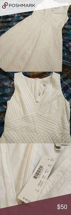 JCrew NWT White Dress JCrew NWT White Dress C J. Crew Dresses