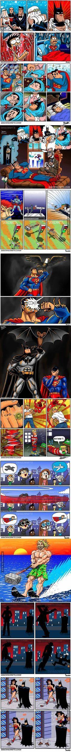 Superbohaterowie, jakich nie znacie cz.3.