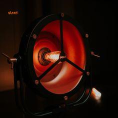 #atmospheric #retro #warm #tungsten #lamp #light Custom Lighting, Lamp Design, Lamp Light, Perfect Place, Transformers, Retro Fashion, House Design, Interiors