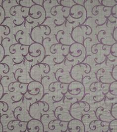 Home Decor Print Fabric-SMC Designs Golf Course / Heather