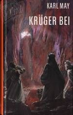 1976 cover for an 'original' reprint of 1962 of 'Krueger Bei' or Satan und Jsharioth 2; I like this one especially because it depicts a truly bizarre occurrence.