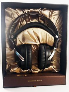 """""""MSUR N650 closed back, Beryllium driver, wooden headphones - That warm, creamy stuff with zest for added lift"""" - crabdog's Review of MSUR N650"""