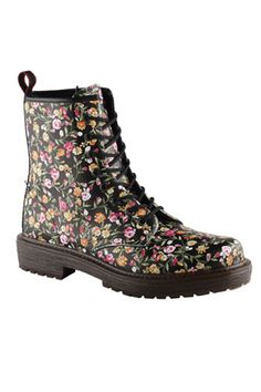 These actually look like Doc Martens...Non-Hideous Winter Boots Under $100