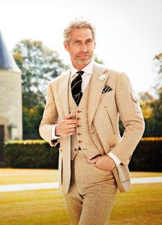 Cifonelli Source: The Rake - Mastering the three piece suit