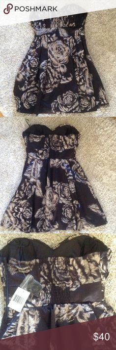 Guess dress Guess strapless dress Guess Dresses Strapless
